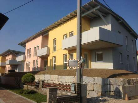 3 Erstbezugswohnungen in Grünruhelage mit bester Anbindung nach Linz - Sonnenterrasse und Garage