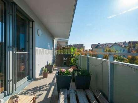 Neuwertige 3-Zimmer-Wohnung mit TG- und Außenstellplatz in Oberndorf