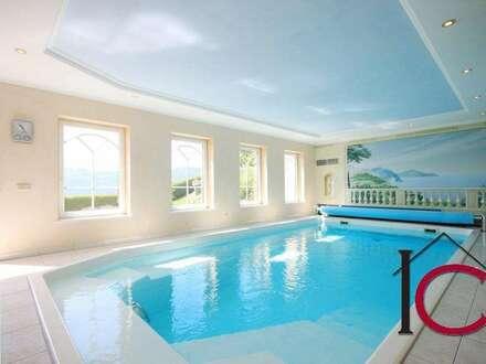 Wunderschönes Landhaus mit Hallenbad in Sonnenlage am Ossiacher See