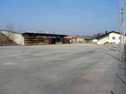 Miete, Lagerhalle/Freifläche, Bereich Gaweinstal - Autobahn-Nähe, ca. 40 min. zur Stadtgrenze