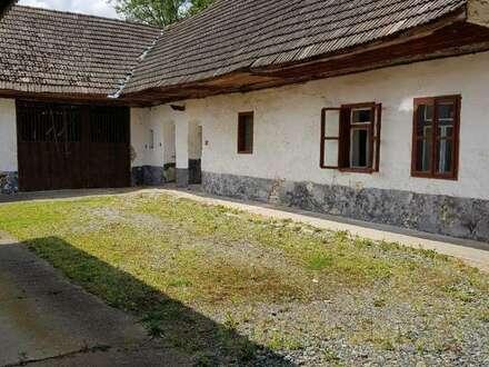 ***RESERVIERT***Idyllischer Bauernhof mit Nebengebäuden in Bocksdorf - Stegersbach
