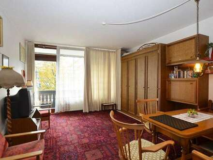 1-Zimmer-Eigentumswohnung / Ferienwohnung