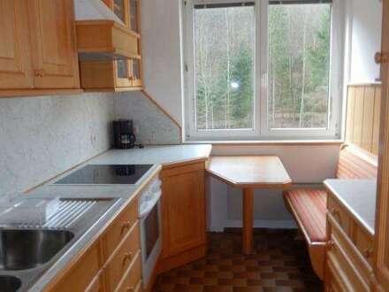 Gepflegte Mietwohnung mit 4 Zimmer mit Loggia