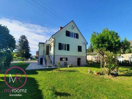 Liebliches Einfamilienhaus in der wunderschönen Thermenregion Bad Gleichenberg