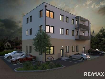 Perfekt aufgeteilte 2-Zimmer-Wohnung - Ihr Erstbezug in Top-Lage! (Top 8)