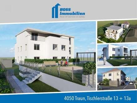 Baubeginn in Kürze | Hochwertige Neubau Wohnung im 1.Obergeschoss - Tischlerstraße 13, Traun