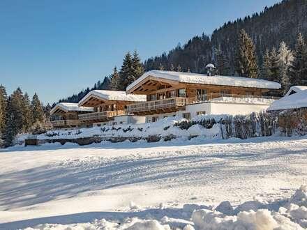 Sonnenverwöhntes Wohnidyll im Herzen der Kitzbühler Alpen