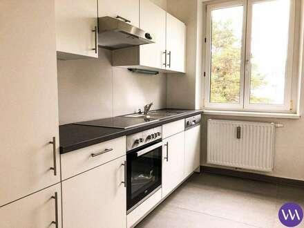 Zentrale Wohnung mit Altbaucharakter in Harteberg ...!