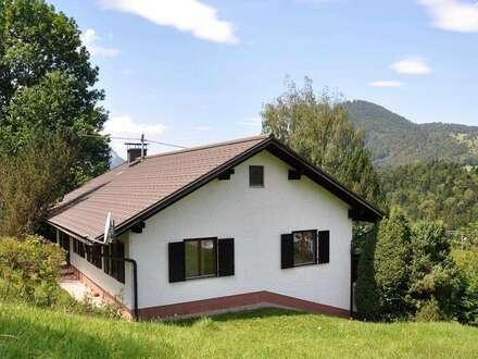 Haus in ruhiger Sonnenlage mit Panoramablick - ERFOLGREICH VERMITTELT