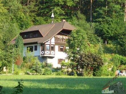 Ihr Traum vom Haus mit hoher Lebensqualität im Grünen