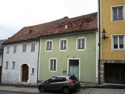 Kleines Stadthaus mit historischem Charme