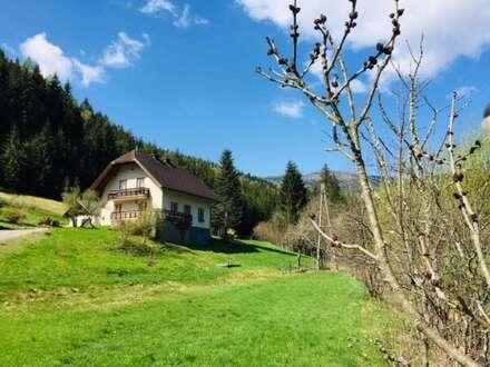 Zurück zur Natur! Luftkurort Sirnitz - Hochrindl!