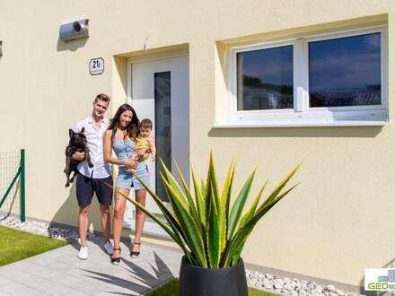 Großzügiges Reihenhaus in wunderschöner Lage - schlüsselfertig & provisionsfrei - Top A1 ab € 679,-/Monat