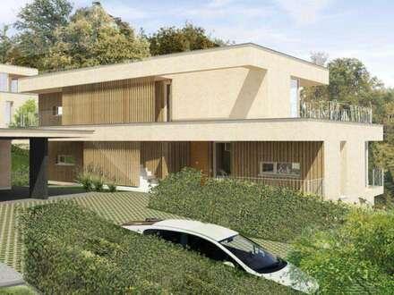 Moderne Neubauwohnung mit großem Gartenanteil!