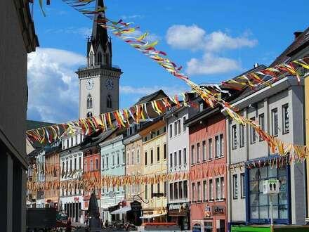 BÜROFLÄCHEN in bester Innenstadtlage am Hauptplatz in Villach