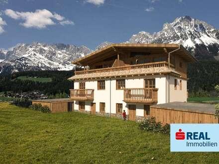 Ellmau – Neubau Haus 1 mit Traumpanorama in den Kitzbüheler Alpen