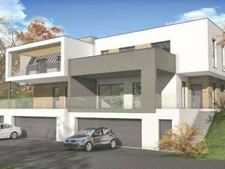 Schlüsselfertige Doppelhaushälfte mit Keller inkl. Garage in Dobl