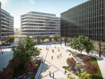QBC 2a - Büroflächen im Quartier Belvedere