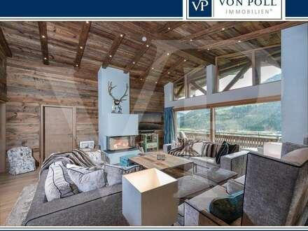 Luxus-Penthouse mit traumhaftem Weitblick in exklusiver Sonnenlage von Kirchberg