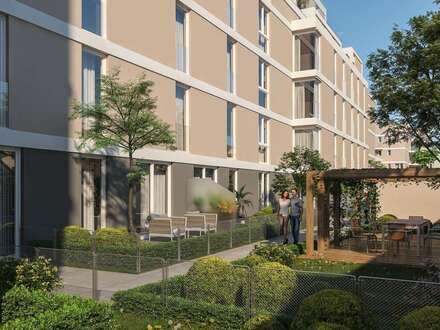 !TOP! Garten in Hofruhelage, Morgensonne und Terrasse! Im Herzen des Bezirks, wenige min zur U4!