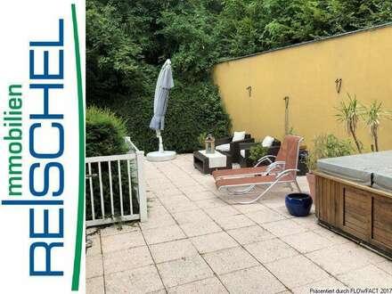 Maisonette - hochwertig ausgestattet und mit 80m² Terrasse