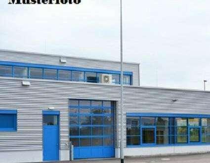 Werkstatt- und Lagerflächen - Versteigerungsobjekt -