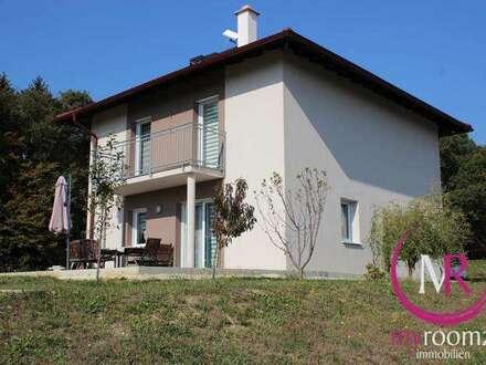 Neubau- Einfamilienhaus in sonniger und ruhiger Aussichtslage in Nähe Gleisdorf