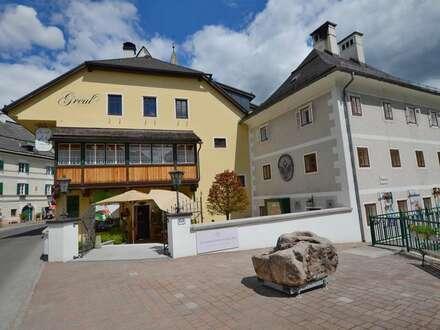 Exklusive Altbau-Mietwohnung - zentral in Bad Aussee