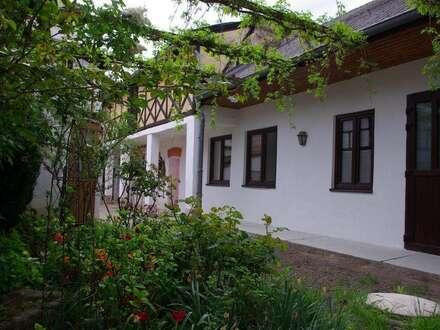 Liebevoll renoviertes Bauernhaus mit zweiter Wohneinheit
