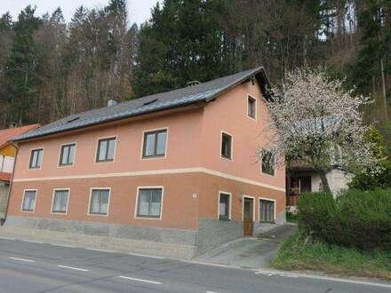 Wohn-Geschäfts-Bürohaus Nähe Hermagor