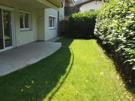HALL UMGEBUNG sonnige 4 Zimmer Gartenwohnung mit Tiefgarage + 1 freier AAP