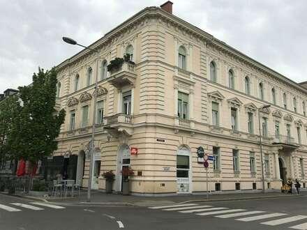 Großzügige Altbaumietwohnung in Leoben-Stadt. Ideal als Wohnung oder Büro/Ordination geeignet