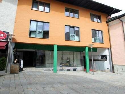 Geschäftslokal im Stadtzentrum von Bischofshofen