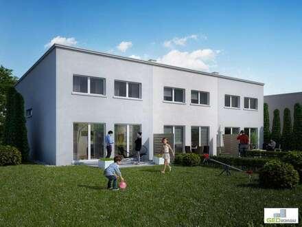 Modernes Reihenhaus in wunderschöner Lage - schlüsselfertig & provisionsfrei - Top D3 ab € 599,- pro Monat