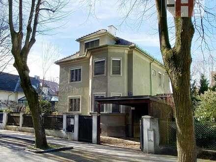 Rarität! Stilvolle Villa, Cottagelage, St. Pöltner Zentrum!