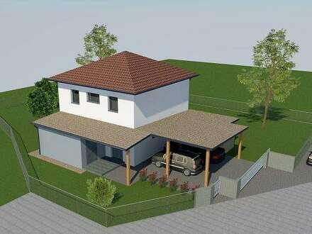 Modernes Einfamilienhaus am Stadtrand von Fürstenfeld! Erstbezug u. Provisionsfrei!