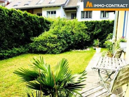 ERFOLGREICH VERMITTELT: Ruhige Gartenwohnung am Stadtrand