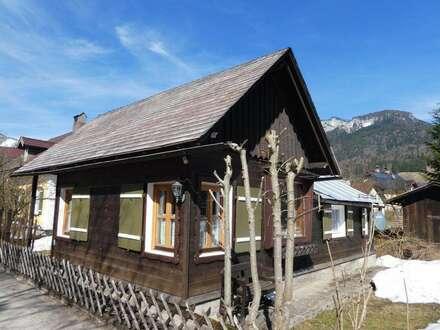 Tolles Häuserl im Salzkammergut