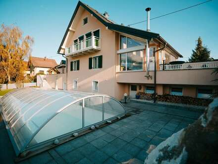 Wohnhaus in TOP-Lage in Villach-Landskron