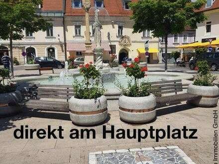 Lässige Wohnung -  Bruttomiete 416,17 EUR  im Zentrum von Feldkirchen