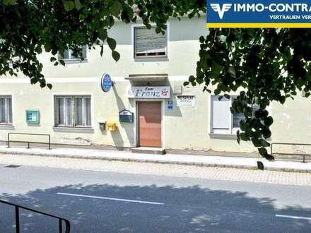 Traditionsgasthaus - Ehemals kleinstes Postamt der Welt