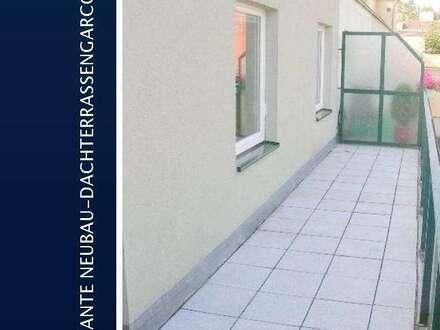 17.Weißgasse CHARMANTE NEUBAU-DACHTERRASSENGARCONNIERE MIT FERNBLICK IN PARHAMERPLATZ NÄHE