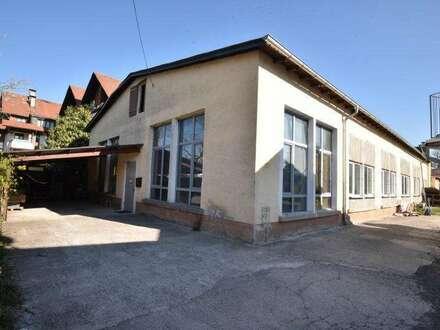 Stickereihalle in zentraler Lage von Lustenau zu vermieten!