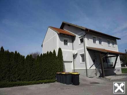Schöne Mietwohnung im OG eines Zweifamilienhauses 3 Zimmer + Terrasse + Gartenbenützung