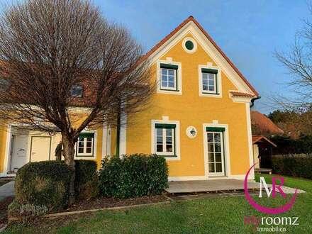 Familienfreundliche Doppelhaushälfte mit Garten zur Miete in Ebersdorf