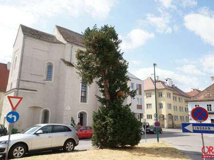 Sanierte 2-Zimmer-Mietwohnung mitten in der Altstadt von Krems Nahe Steinertor und Univiertel