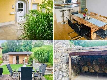 EINZIGARTIG! Moderne Gartenwohnung mit geringen Betriebskosten!