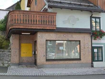 Geschäft/Büro im Zentrum von Bad Mitterndorf zur Miete