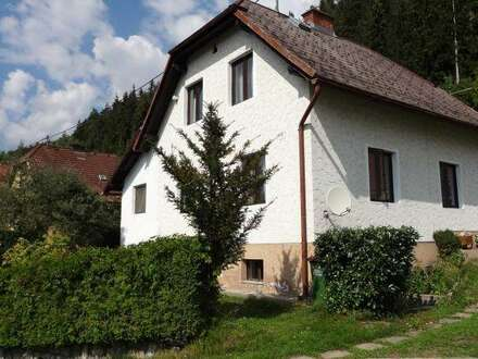 Einfamilienhaus Friesach