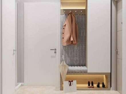 Provisionsfreie 2-Zimmer Wohnung mit Loggia